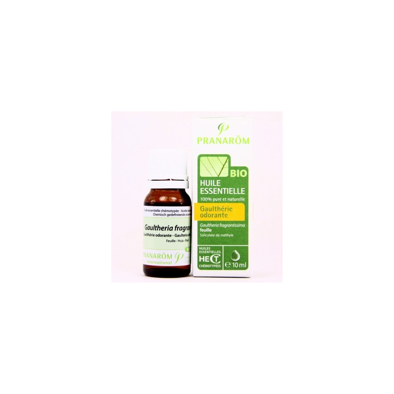 PRANAROM Olio essenziale di Gaulteria Odorosa bio
