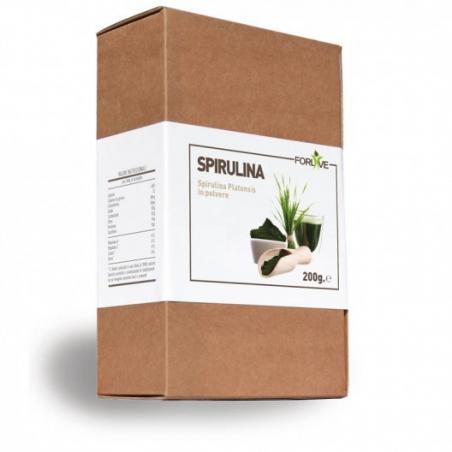 FORLIVE Spirulina bio