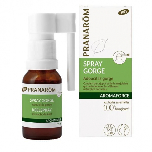 Pranarom Aromaforce Spray Gola Bio