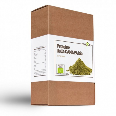 Proteine della Canapa Bio