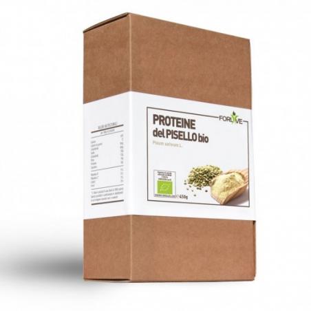 FORLIVE Proteine del Pisello Bio