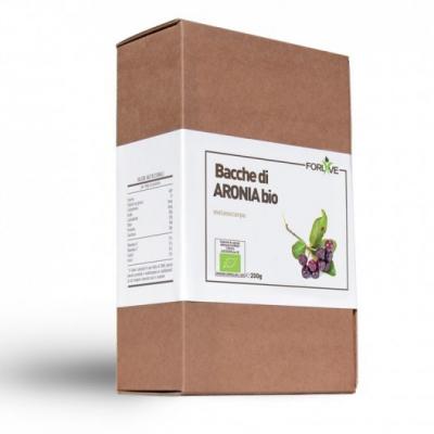 FORLIVE Bacche di Aronia Bio