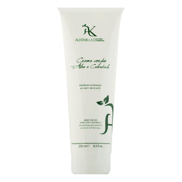 Alkemilla Eco Bio Cosmetics Crema corpo Bio Aloe e Calendula