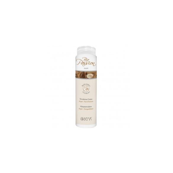 Bema Cosmetici - Linea Bio Passion Silver  - Argan Fiori d'Arancio Emulsione Corpo