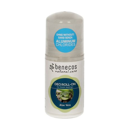 BENECOS Natural Deo Roll Albicocca e Sambuco