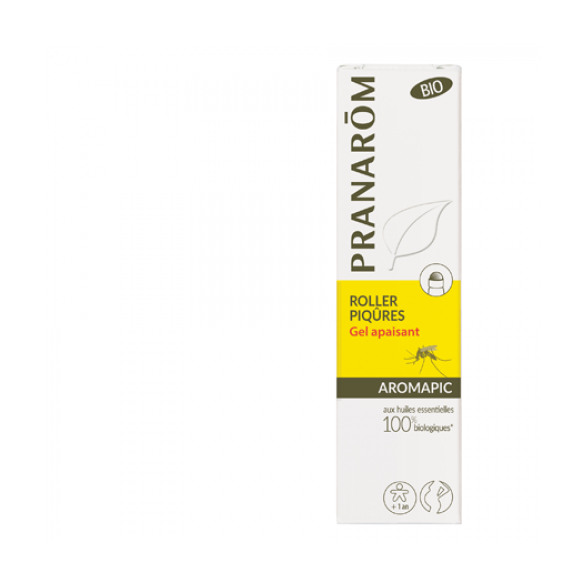 PRANAROM AROMAPIC BIO GEL DOPO PUNTURA ROLL ON