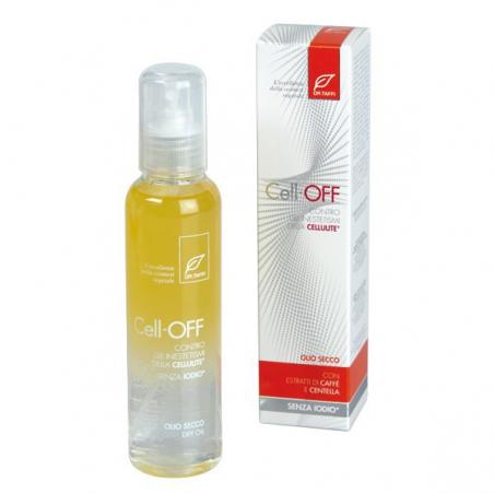 Dr. Taffi Cell Off Olio Secco