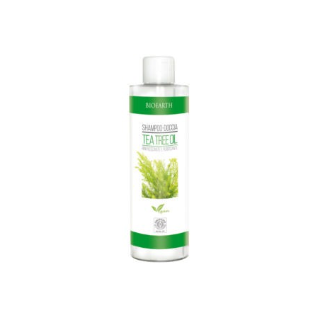 BIOEARTH FAMILY Shampoo Doccia Aloe Vera 500 ml
