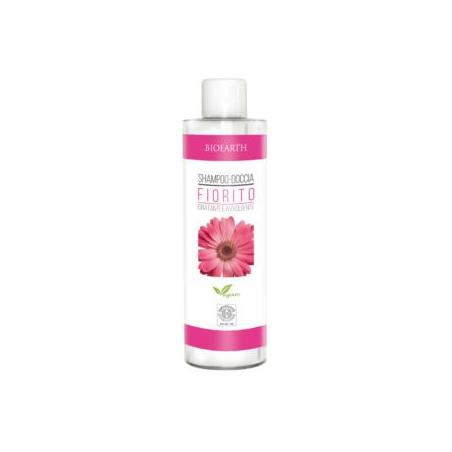 BIOEARTH FAMILY Shampoo Doccia Aloe Vera 500 ml
