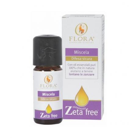 FLORA Zeta Free Miscela Difesa Sicura 10 ml