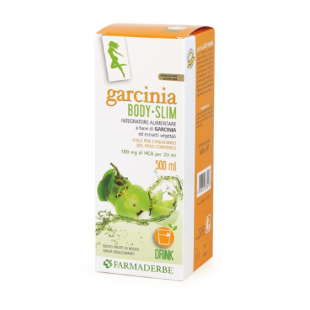 FARMADERBE Garcinia Body Slim 500 ml
