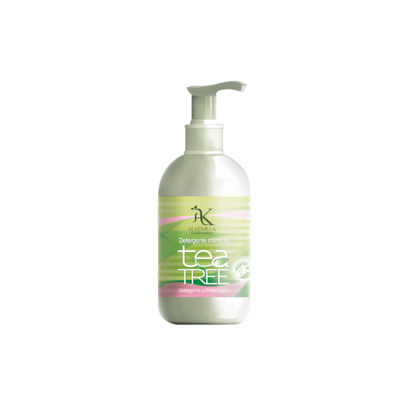 Alkemilla Eco Bio Cosmetic DETERGENTE INTIMO AL TEA TREE