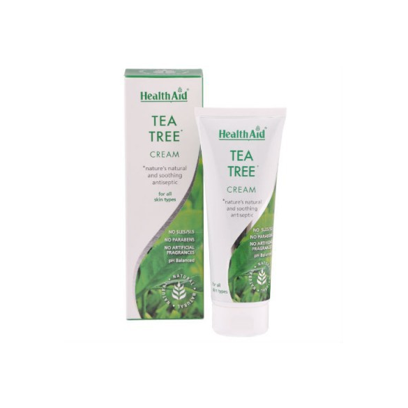 HealthAid Tea Tree Crema 75ml
