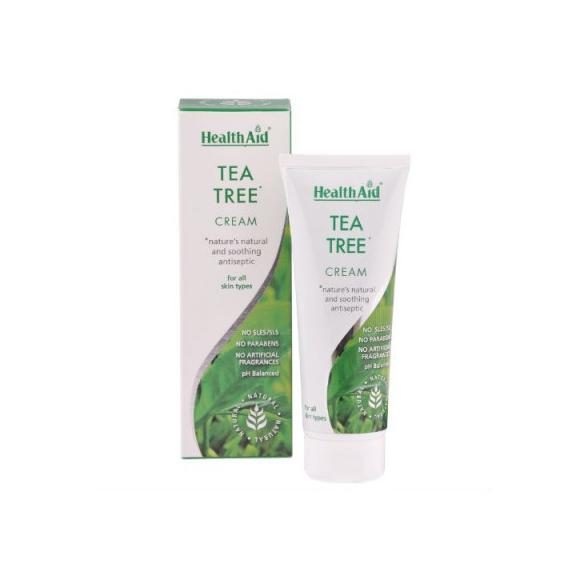 HealthAid Tea Tree Crema 75ml