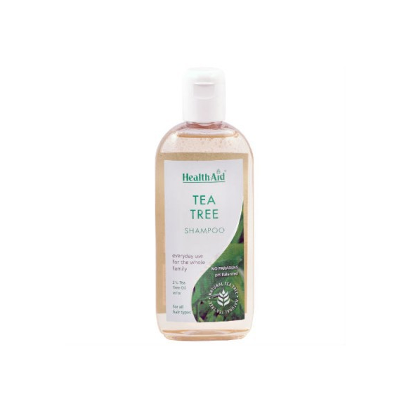 HealthAid Tea Tree Shampoo 250ml