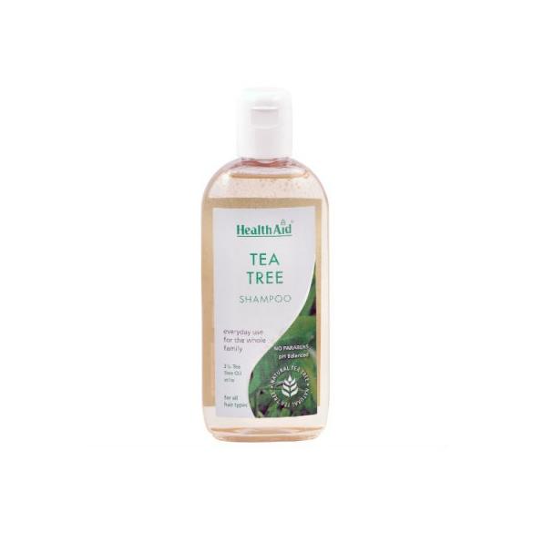 HealthAid Tea Tree Shampoo 250ml