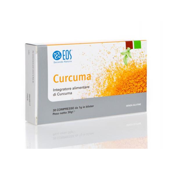 Eos Natura Curcuma 30 compresse