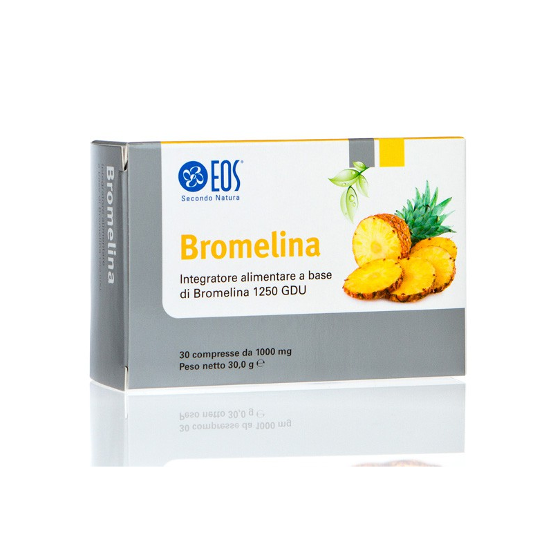 Eos Natura Bromelina 30 compresse