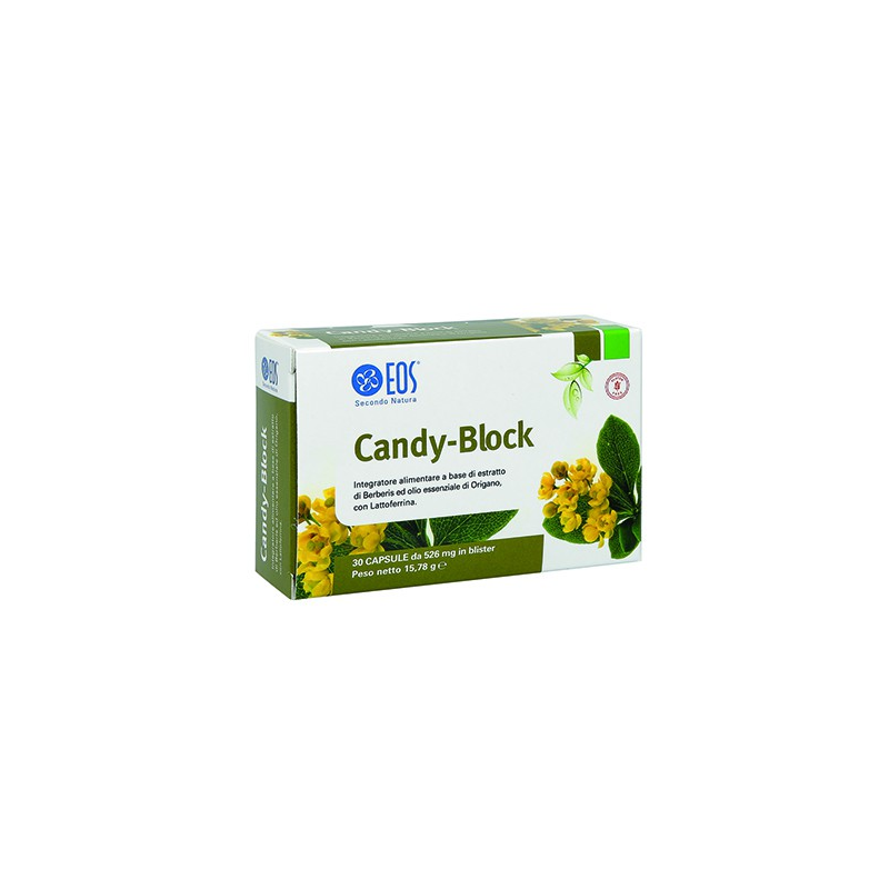 EOS NATURA CANDY BLOCK