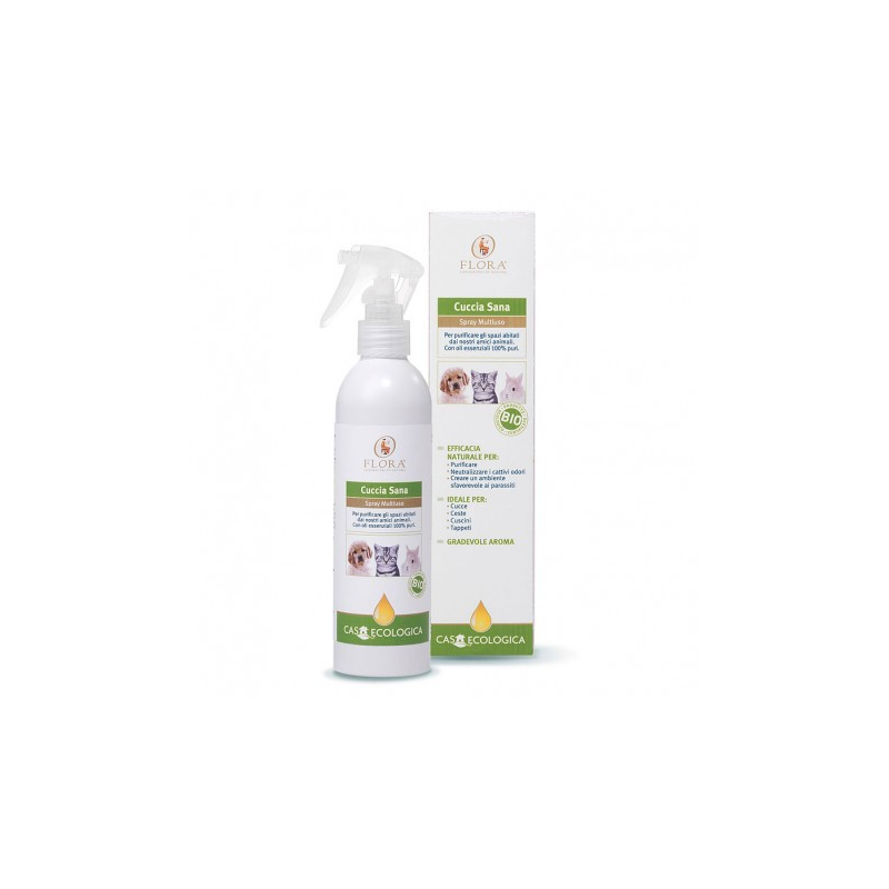 FLORA Spray cuccia 200 ml bio-icea