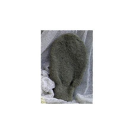 CARONE SNC - Guanto lino grezzo non sbiancato