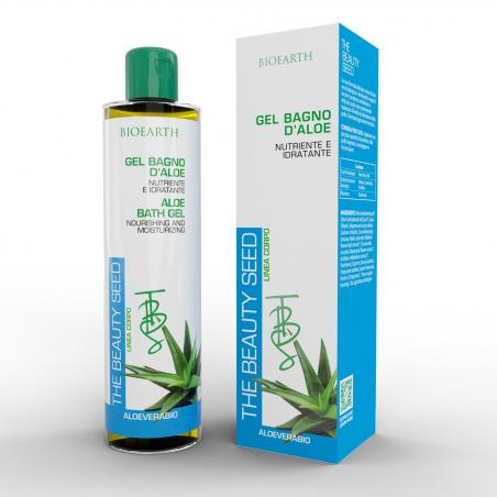 BIOEARTH The Beauty Seed Acqua d'Aloe Micellare 200 ml