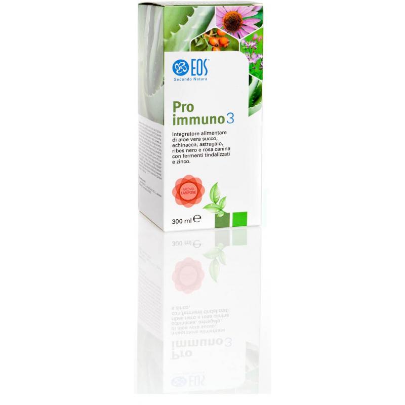 EOS NATURA Pro Immuno3 lampone / 300 ml