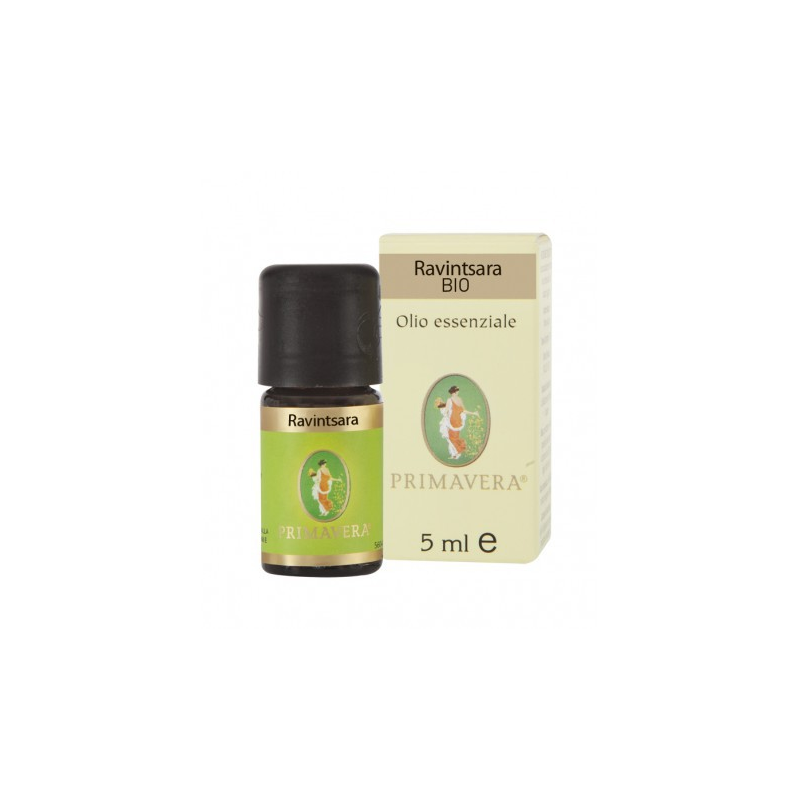 FLORA Ravintsara bio 5 ml olio essenziale itcdx