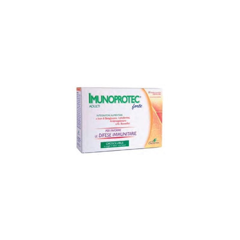 Bio Key AF nutrition Imunoprotec Forte Adulti