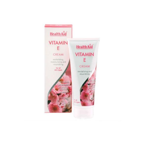 HealthAid Italia Vitamin E Crema 75ml