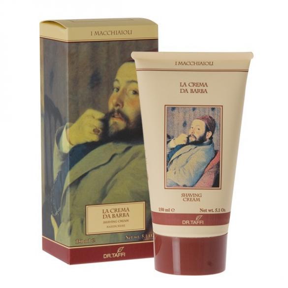 DR. TAFFI - I Macchiaioli Crema da barba