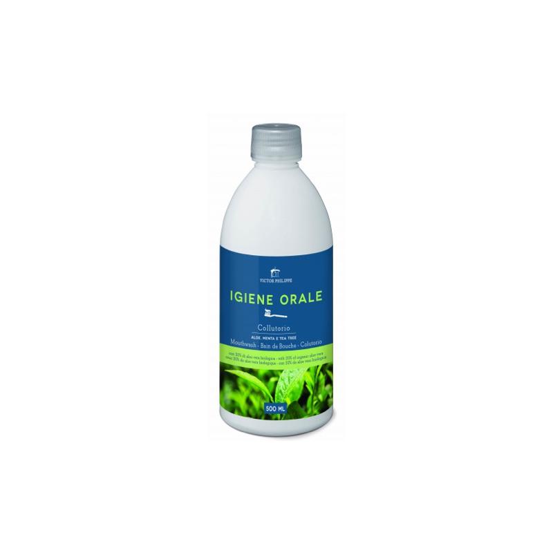 Vitor Philippe Collutorio Aloe Menta e Tea Tree 500 ml