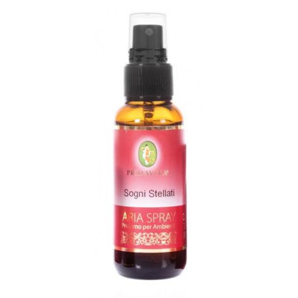 FLORA Aria spray Stelle e Cannella 50 ml - Tubo in Vetro