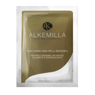 Alkemilla Eco Bio Cosmetic Maschera Pelli sensibili