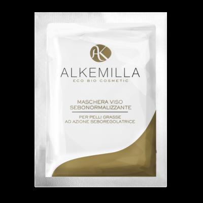 Alkemilla Eco Bio Cosmetic Maschera Sebo Normalizzante