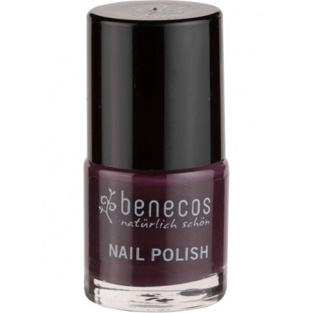 Benecos Smalto Deep Plum