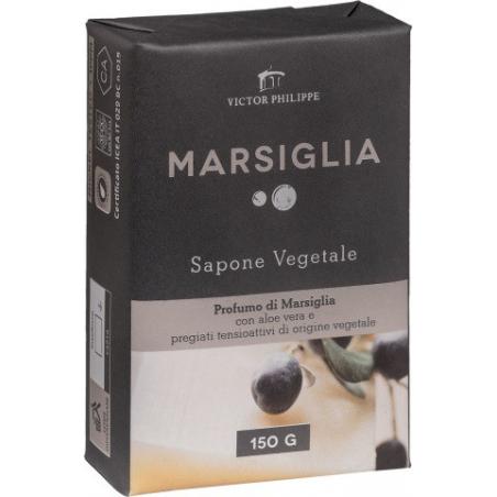SAPONETTA DI MARSIGLIA ECOBIO 150 GR, FIOR DI LOTO