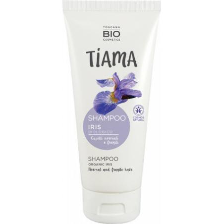 TIAMA, SHAMPOO IRIS BIO 200 ML