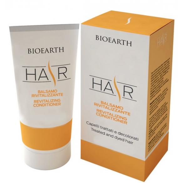 BIOEARTH - HAIR - BALSAMO RIVITALIZZANTE capelli trattati