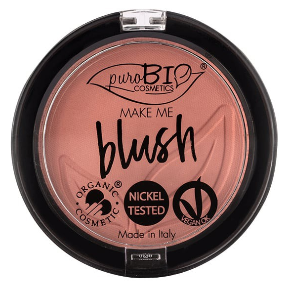 PUROBIO COSMETICS BLUSH COMPATTO N 1