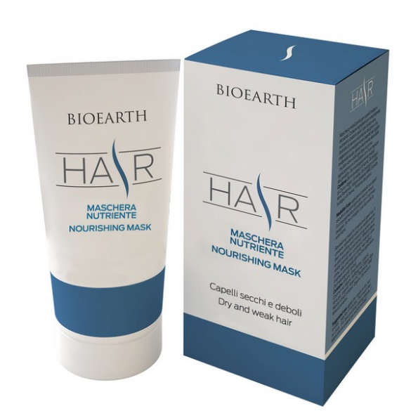 BIOEARTH - HAIR - MASCHERA NUTRIENTE