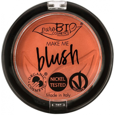 PUROBIO COSMETICS BLUSH COMPATTO N 4
