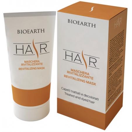 BIOEARTH - HAIR - MASCHERA RIVITALIZZANTE capelli trattati