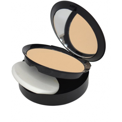 PUROBIO COSMETICS COMPACT FOUNDATION N 02