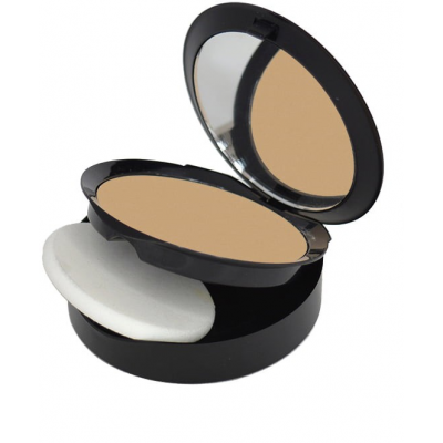 PUROBIO COSMETICS COMPACT FOUNDATION N 04