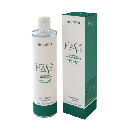 BIOEARTH - HAIR - SHAMPOO NORMALIZZANTE capelli grassi 300 ML