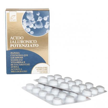 DR. TAFFI ACIDO IALURONICO POTENZIATO USO INTERNO 30 CPR