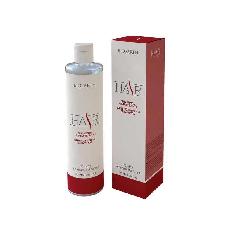 BIOEARTH - HAIR - SHAMPOO RINFORZANTE capelli deboli 300 ML