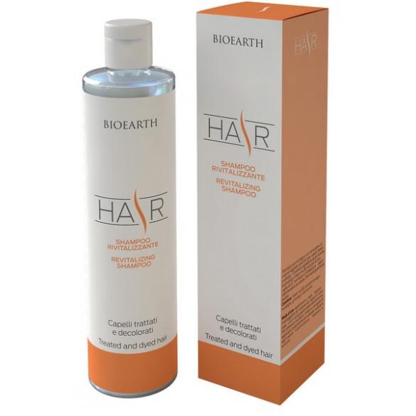 BIOEARTH - HAIR - SHAMPOO RIVITALIZZANTE capelli trattati 300 ML
