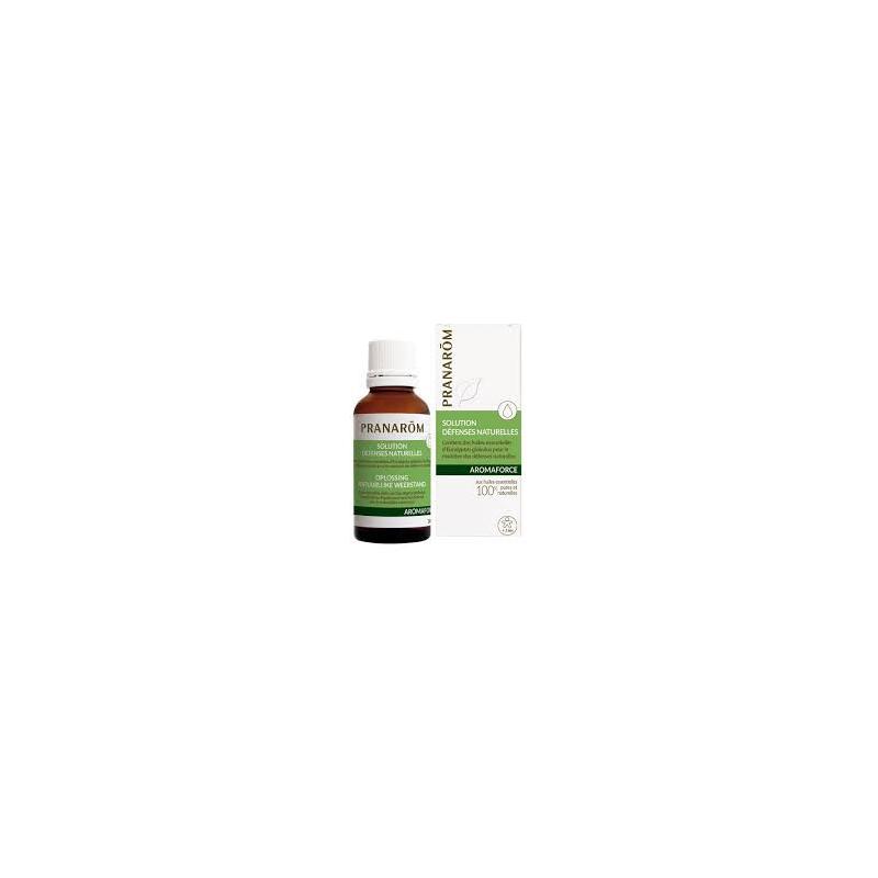 PRANAROM - AROMAFORCE Sinergia naturali difese 30 ml